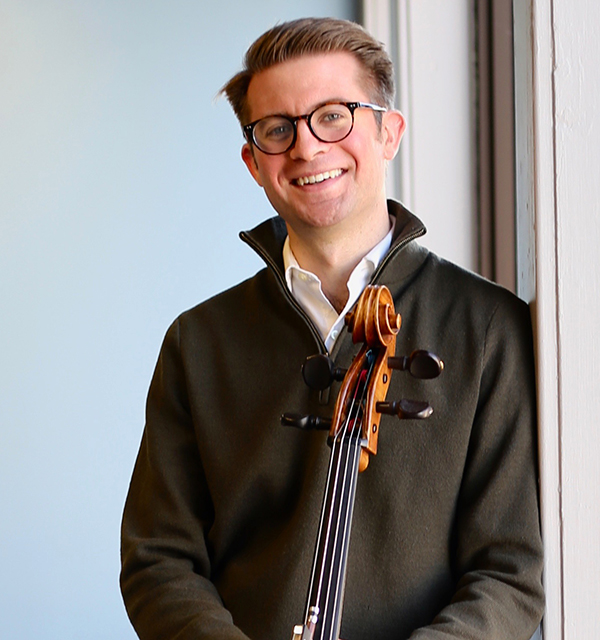 Andrew Borkowski || Proctors Site Leader & String Teaching Artist