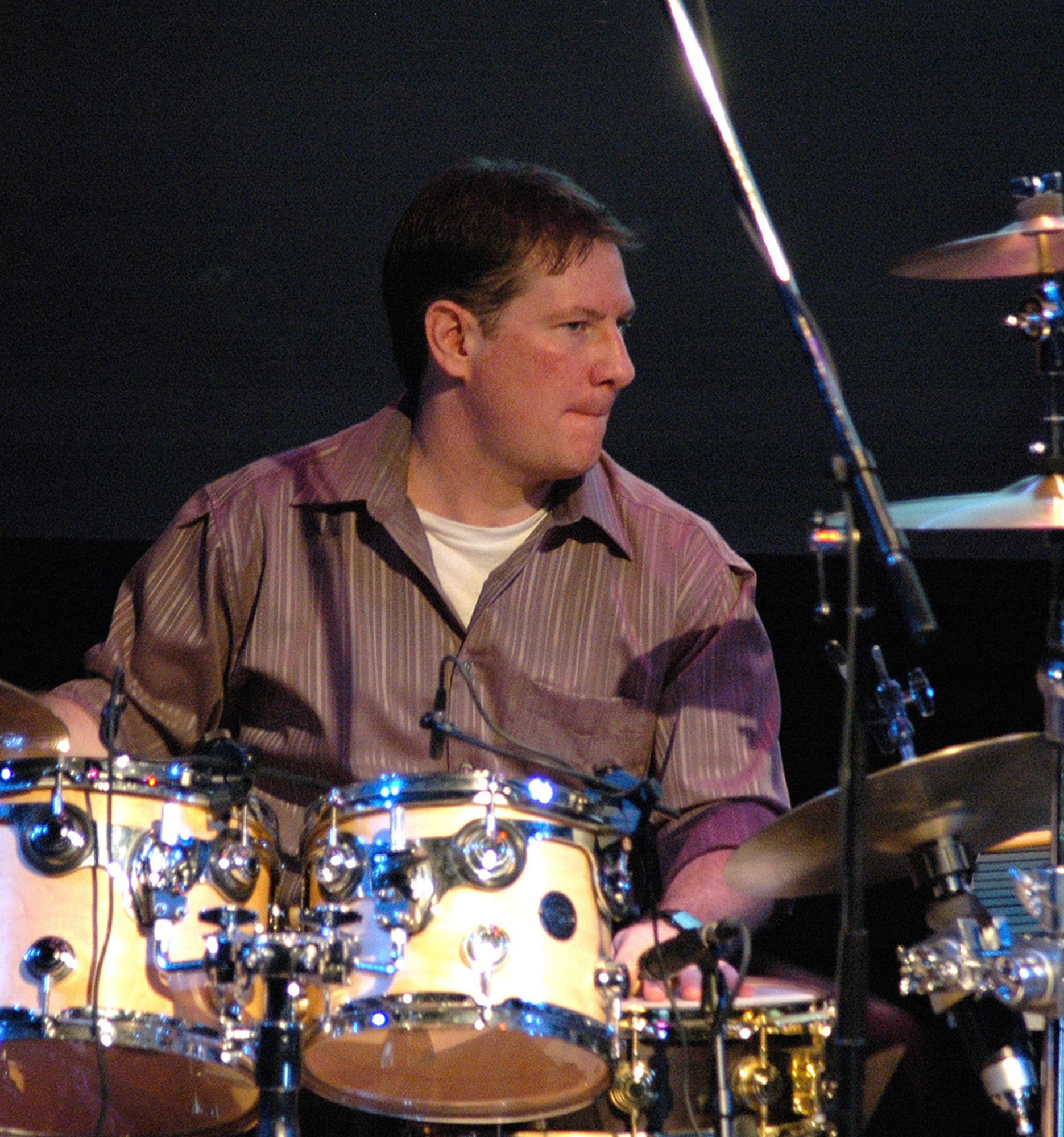 Paul Borrello || Percussion Teaching Artist at Proctors