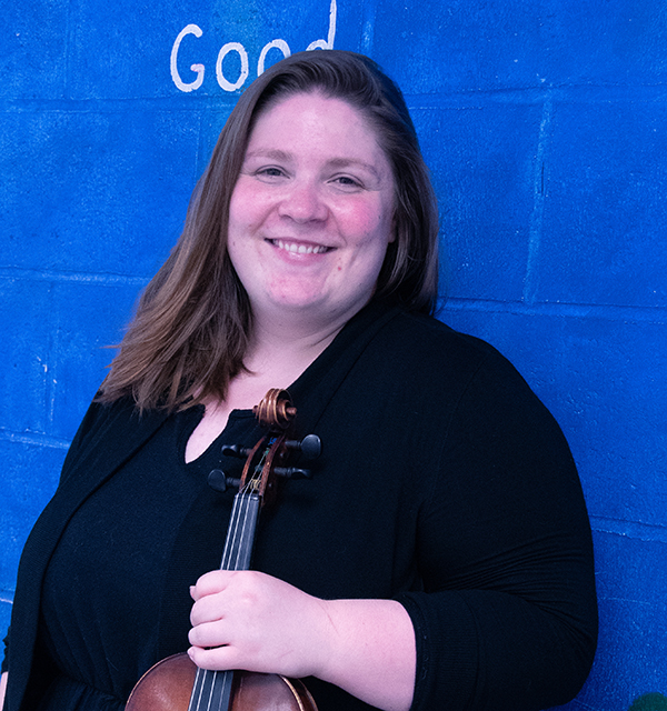 Rachel Hill || Strings Teaching Artist at Yates