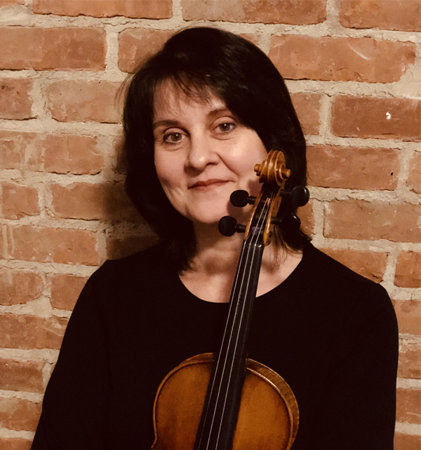 Cathy Gatta || String Teaching Artist at Yates